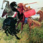 Русское наследие в картине В.Васнецова (Борисов Кирилл)