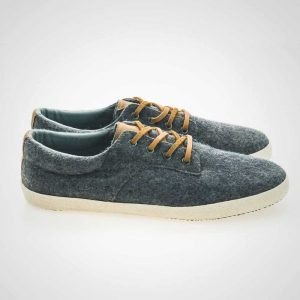 DNK Gray Shoes