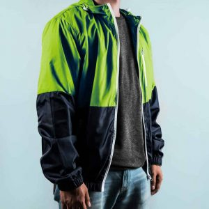 Green Wind Breaker