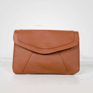 Light Brown Clutch
